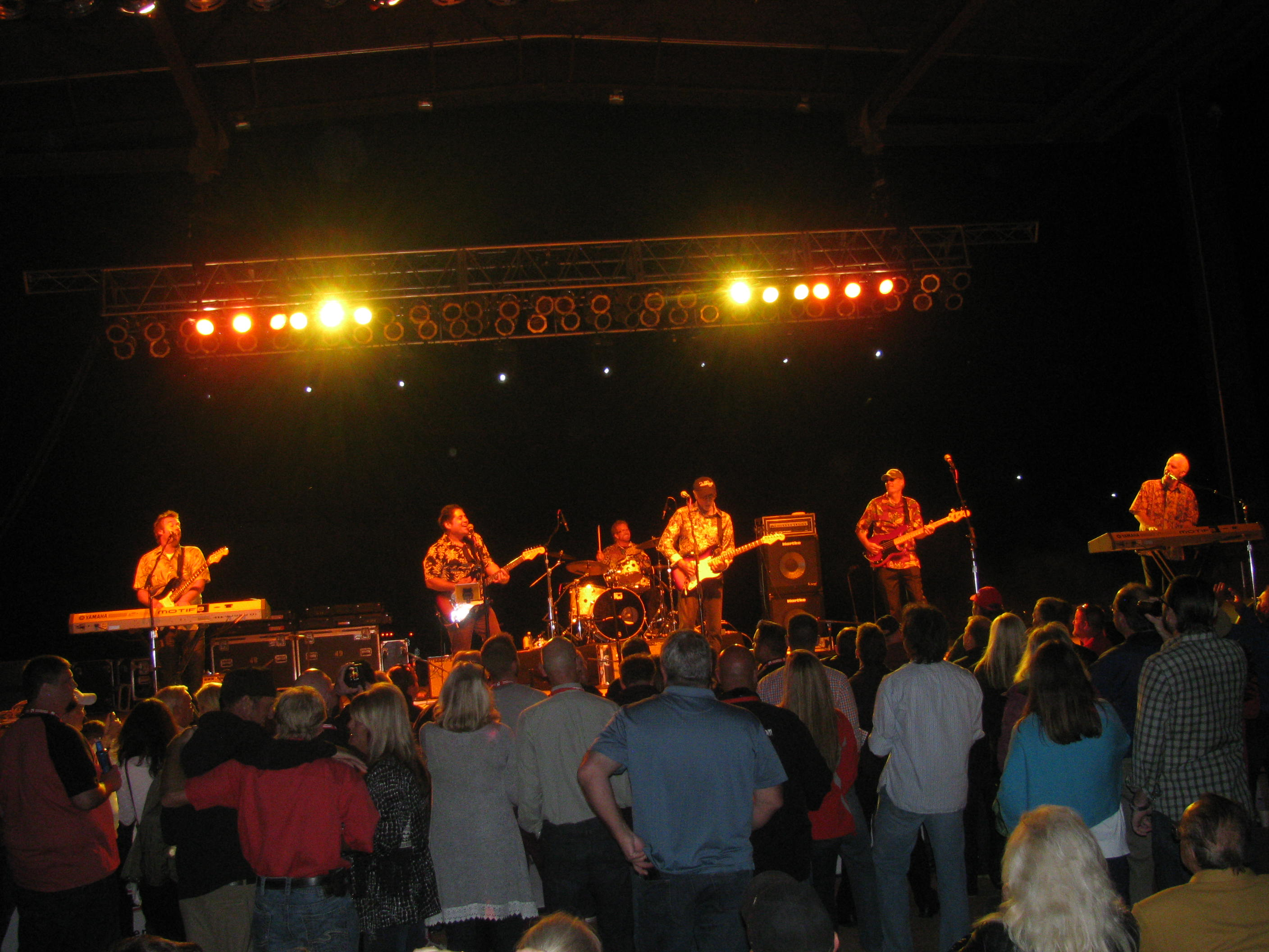 Surf City Allstars In Concert